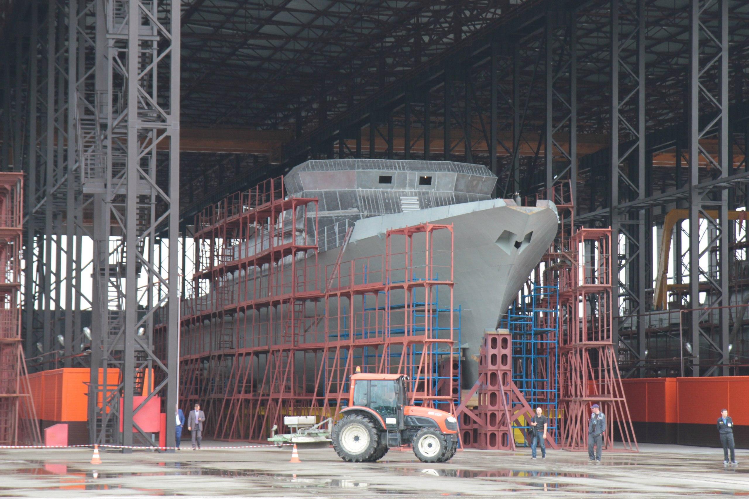 "Project 22800: ""Karakurt"" class missile ship - Page 4 FsjJvkset1M"
