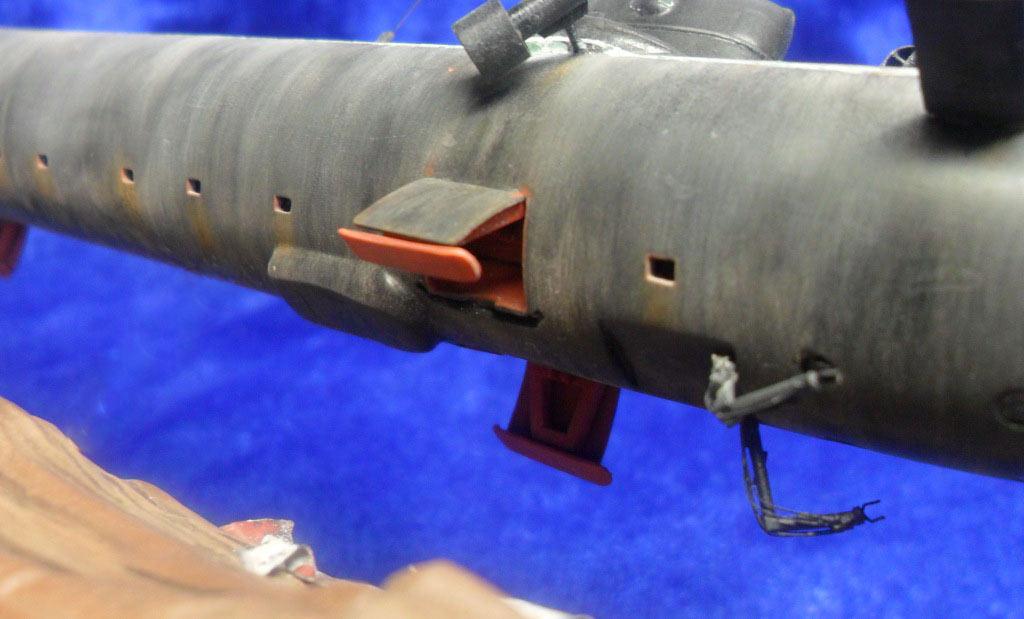 глубоководные подводные лодки специального назначения