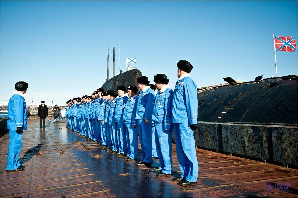 служба атомных лодок