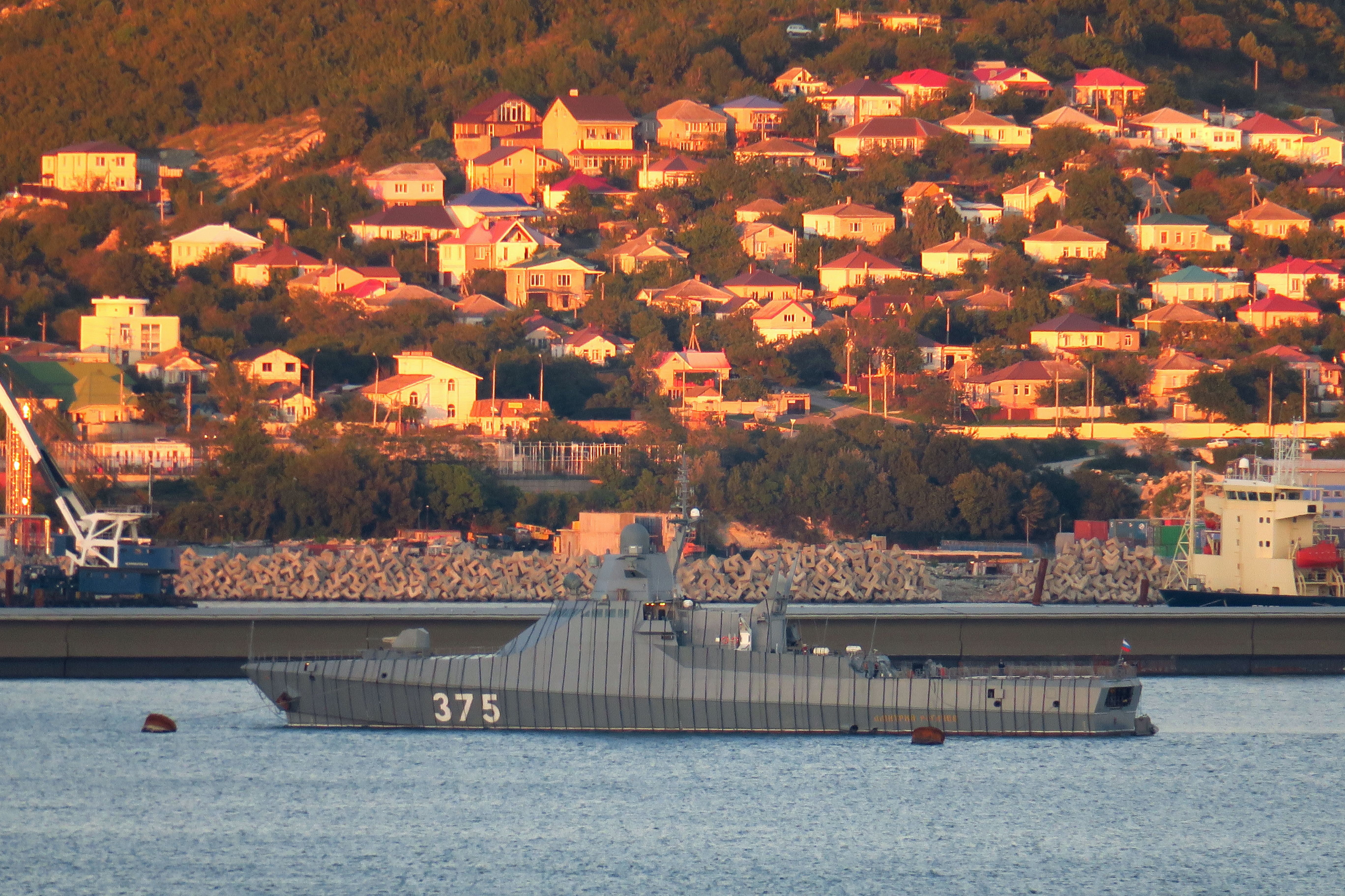 Project 22160 Bykov-class patrol ship - Page 14 928456_original