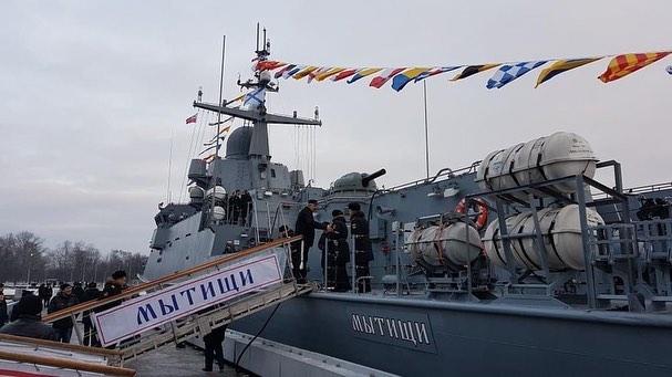 "Project 22800: ""Karakurt"" class missile ship - Page 26 BZQljqxusaU"