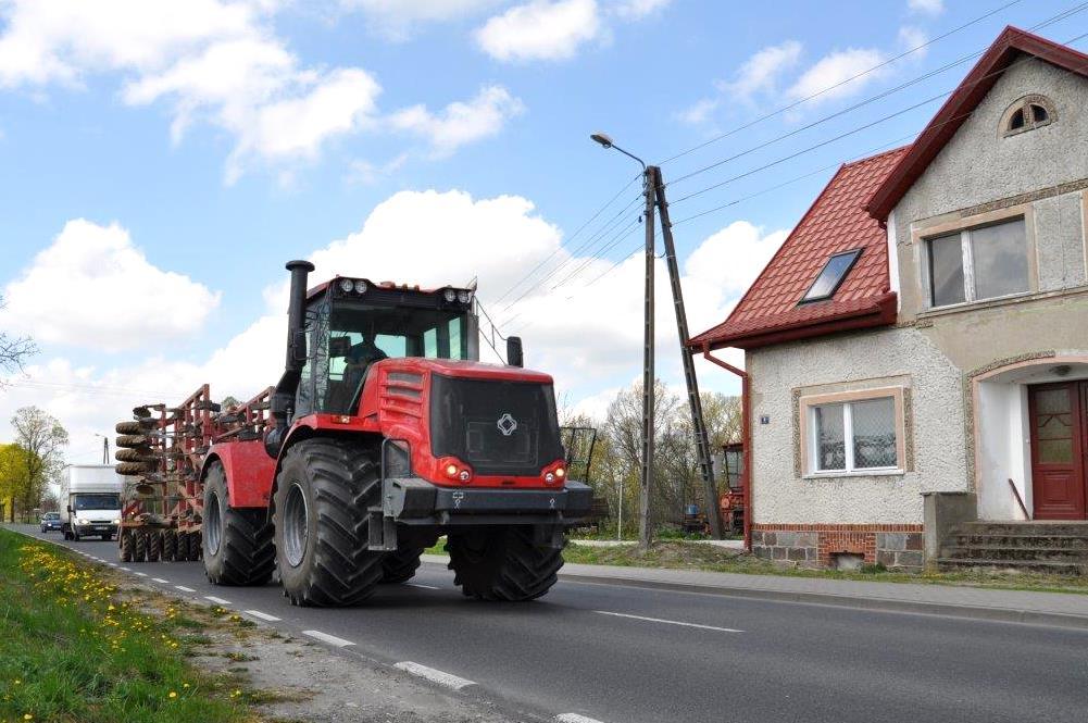 Русские идут: трактор «Кировец» осваивает американские рынки
