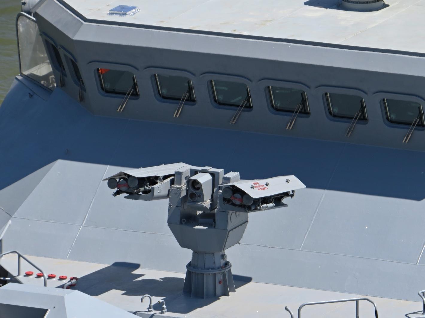 Project 21631: Buyan-M corvette - Page 12 245873