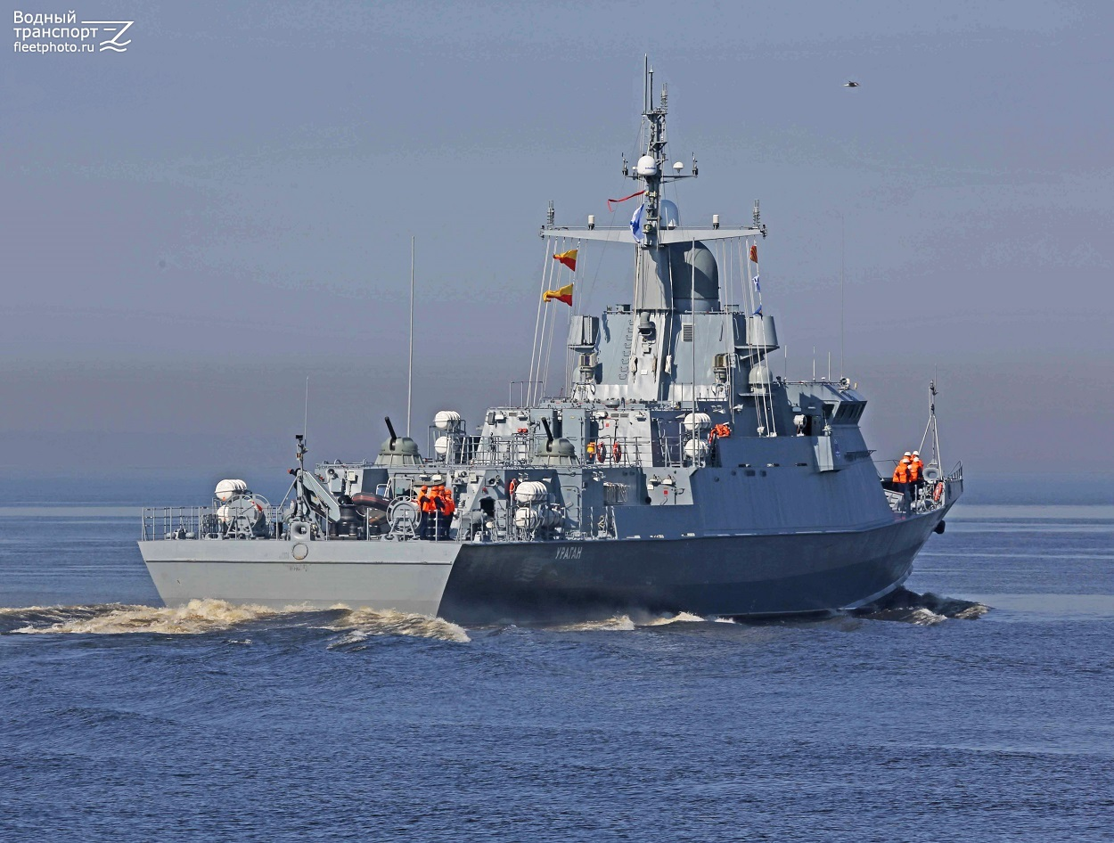 "Project 22800: ""Karakurt"" class missile ship - Page 19 252223"
