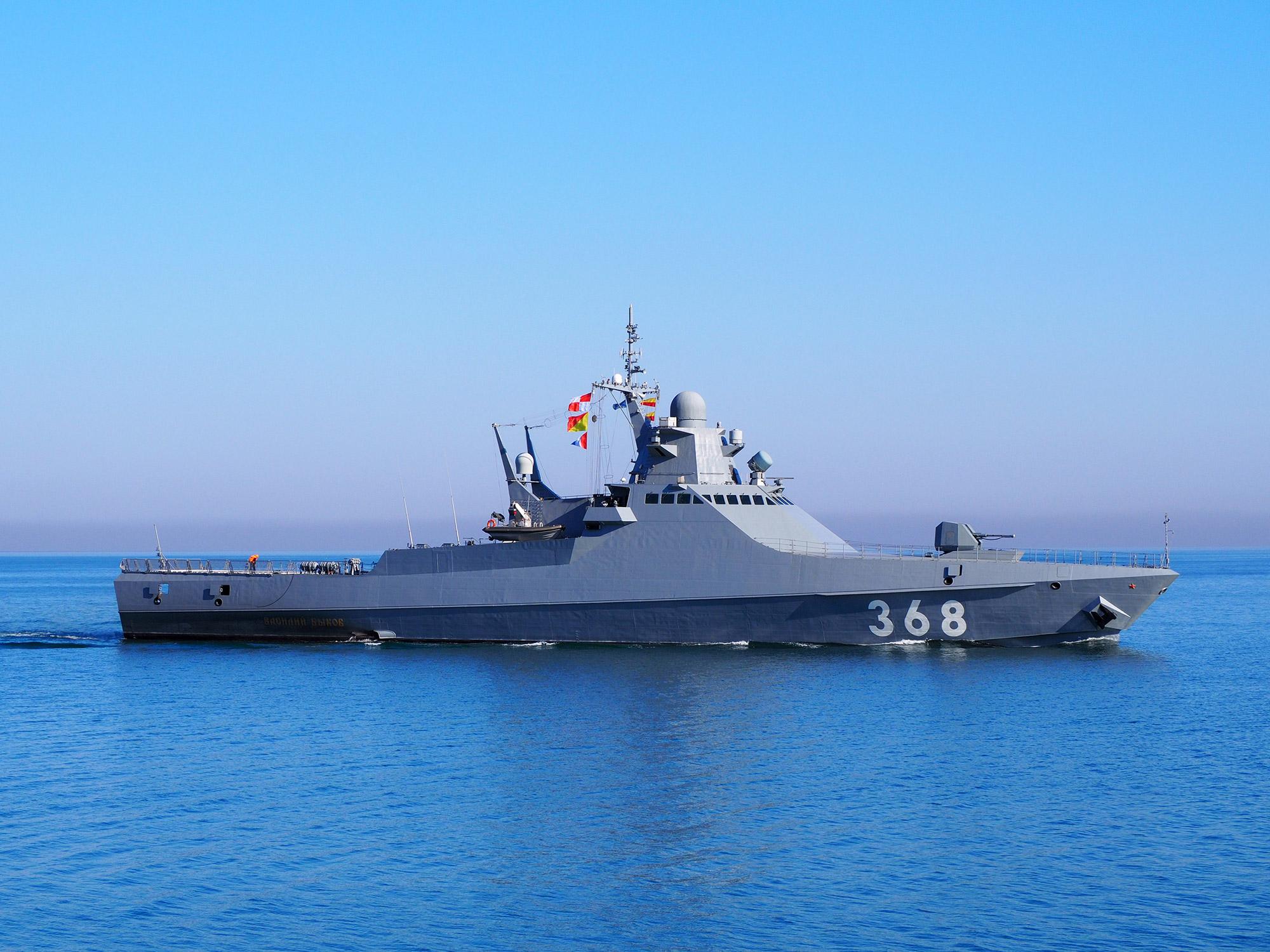 Project 22160 Bykov-class patrol ship - Page 20 Vasily_bykov_04_big