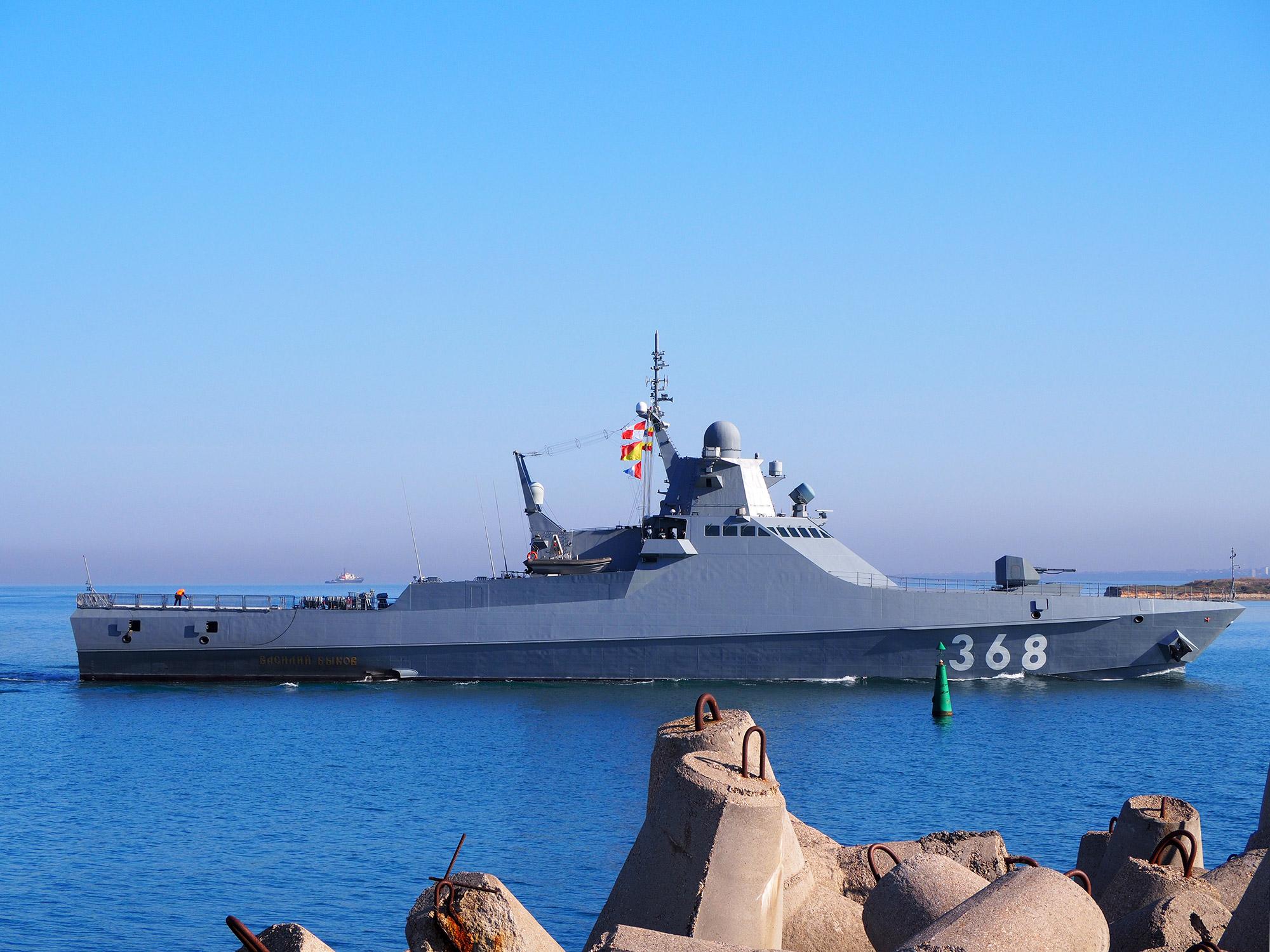 Project 22160 Bykov-class patrol ship - Page 20 Vasily_bykov_05_big
