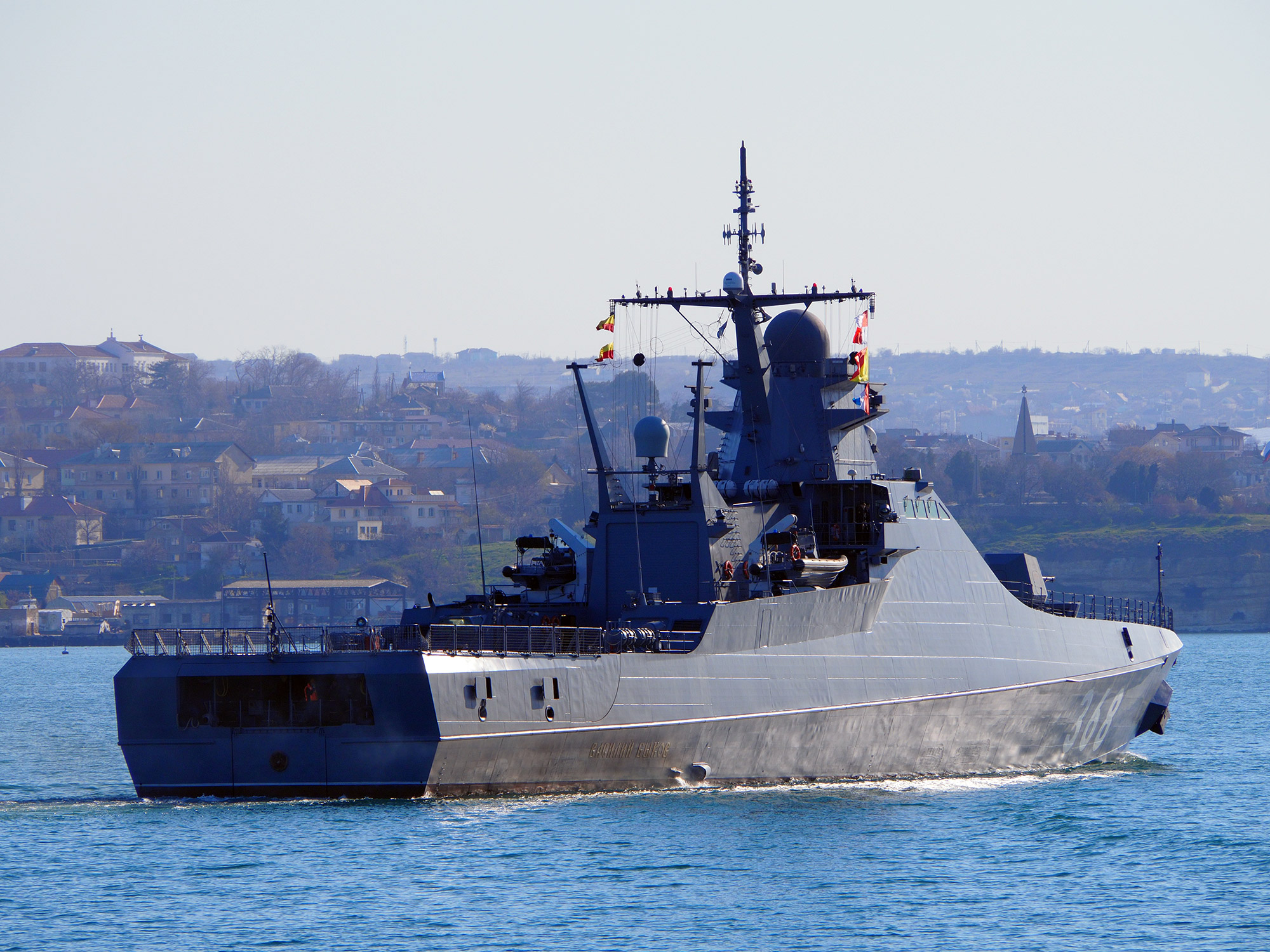 Project 22160 Bykov-class patrol ship - Page 20 Vasily_bykov_07_big