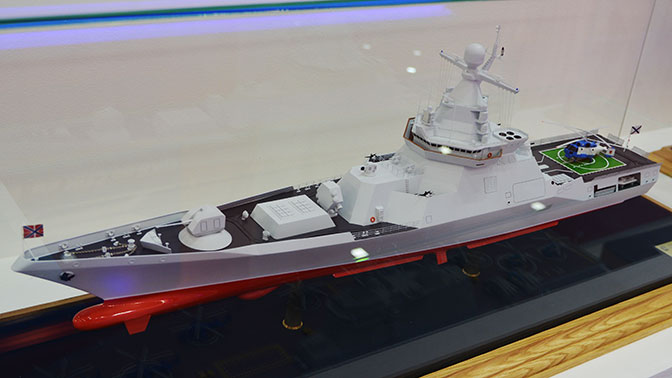 Russian Naval Shipbuilding Industry: News - Page 12 1