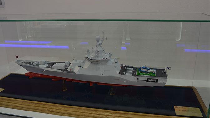 Russian Naval Shipbuilding Industry: News - Page 12 2449b79b46b841dbb0682a00fd60c0da