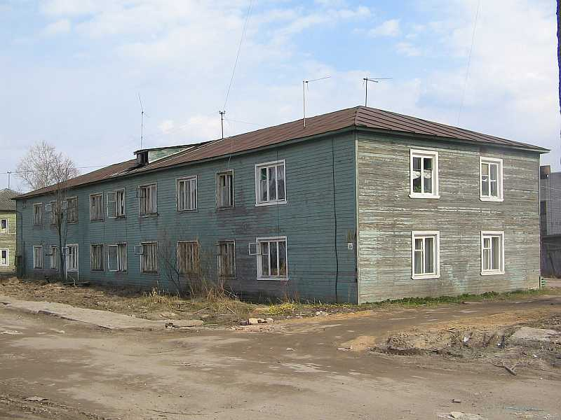 фото дом барак